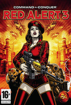 Command & Conquer - Red Alert 3 - Uprising