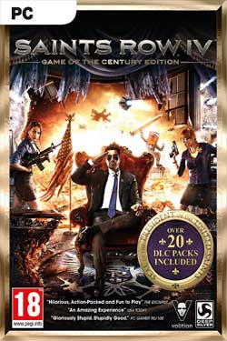 Saints Row IV : GotC Edition