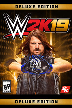 WWE 2K19 - Digital Deluxe Edition