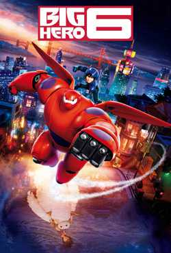 Big Hero 6 (Dual Audio)
