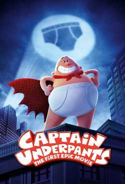 Captain Underpants: The First Epic Movie (Dual Audio)