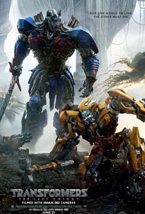 Transformers: The Last Knight (Dual Audio)
