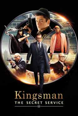 Kingsman: The Secret Service (Dual Audio)