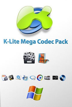 K-Lite Codec Pack MEGA