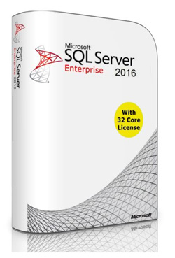 Microsoft SQL Server 2016 Enterprise Edition SP1
