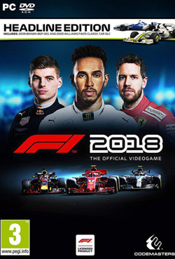 F1 2018 : Headline Edition