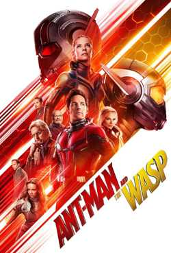 Ant-Man and the Wasp (Dual Audio)