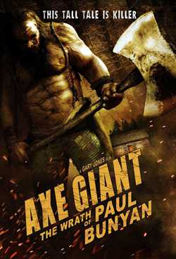 Axe Giant: The Wrath of Paul Bunyan (Dual Audio)
