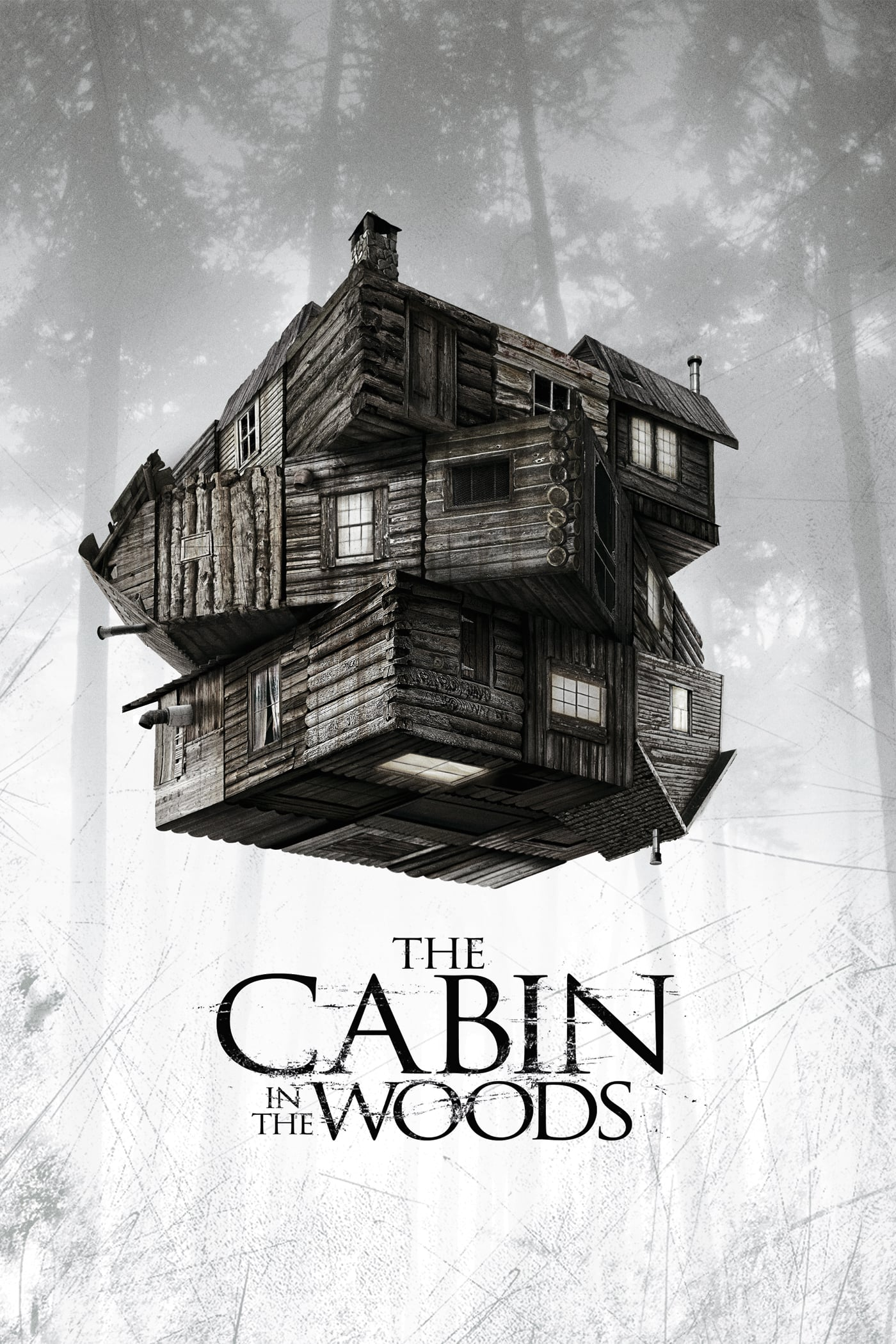 The Cabin in the Woods  (Dual Audio)