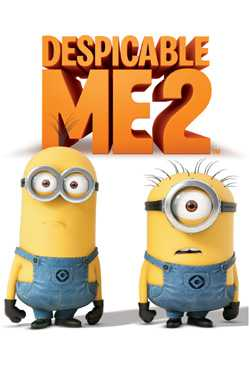 Despicable Me 2 - Dual Audio
