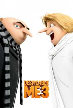 Despicable Me 3 (Dual Audio)