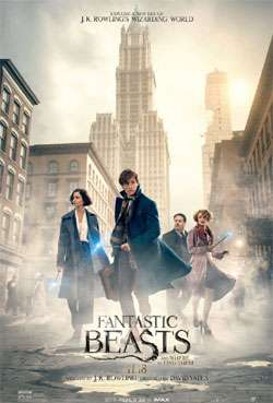 Fantastic Beasts and Where to Find Them (Dual Audio)