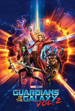 Guardians of the Galaxy Vol. 2 (Dual Audio)