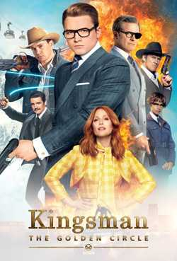 Kingsman: The Golden Circle (Dubbed)
