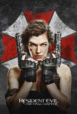 Resident Evil: The Final Chapter (Dual Audio)