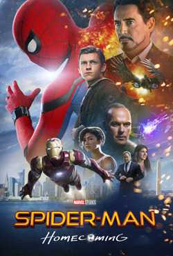 Spider-Man: Homecoming (Dual Audio)