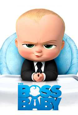 The Boss Baby (Dual Audio)