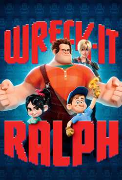 Wreck-It Ralph (Dual Audio)