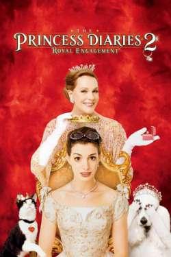 The Princess Diaries 2: Royal Engagement - Dual Audio