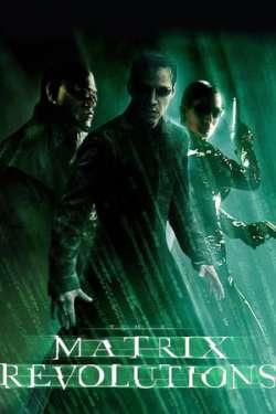The Matrix Revolutions (Dual Audio)