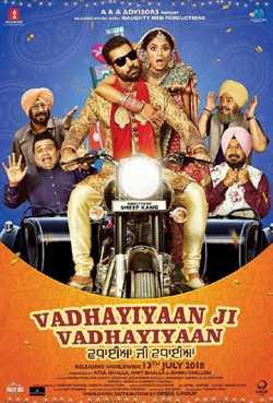 Vadhayiyaan Ji Vadhayiyaan (Punjabi)