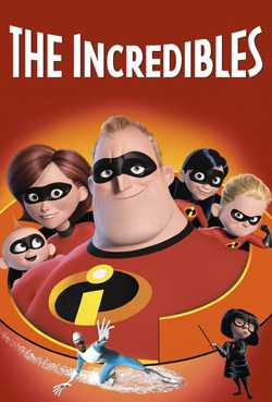 The Incredibles (Dubbed)