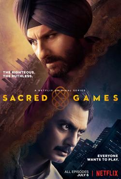 Sacred Games (Dual Audio)